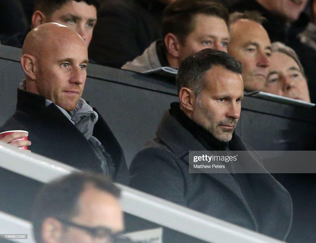 Manchester United v Fulham FC - Premier League : News Photo