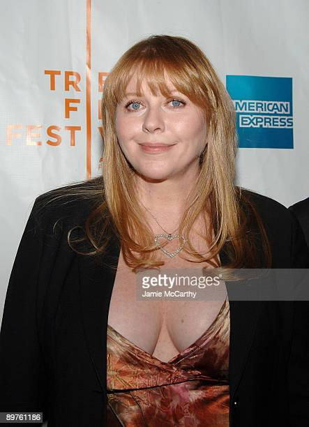Former playmate Bebe Buell attends the premiere of SqueezeBox during the 2008 Tribeca Film Festival on April 25 2008 in New York City