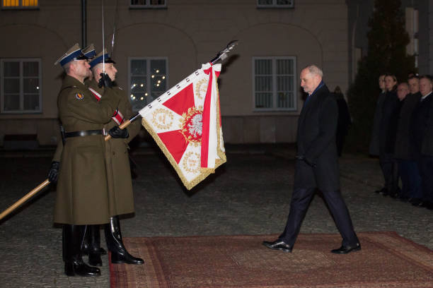 The New Polish Defence Minister Photos And Images Getty Images