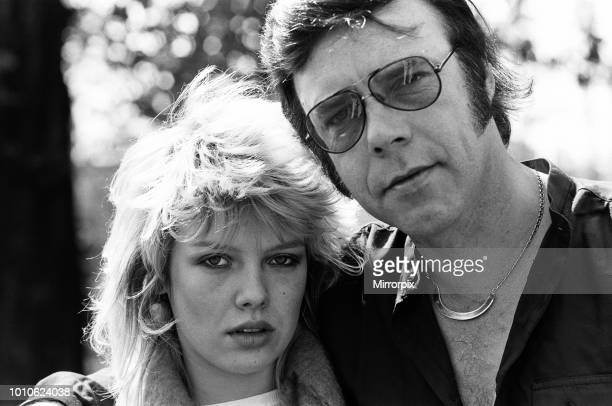 Former pop star Marty Wilde and his daughter Kim who has a record in the charts 14th April 1981