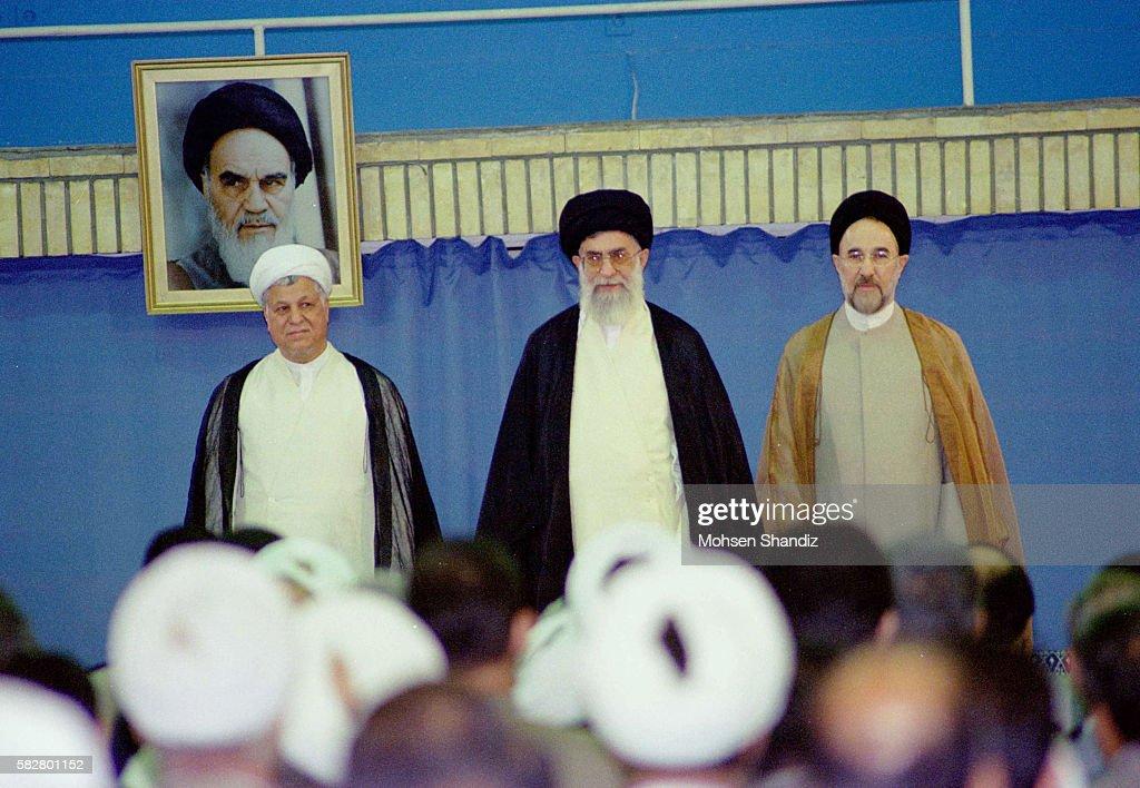 Investiture of New Iranian President : News Photo
