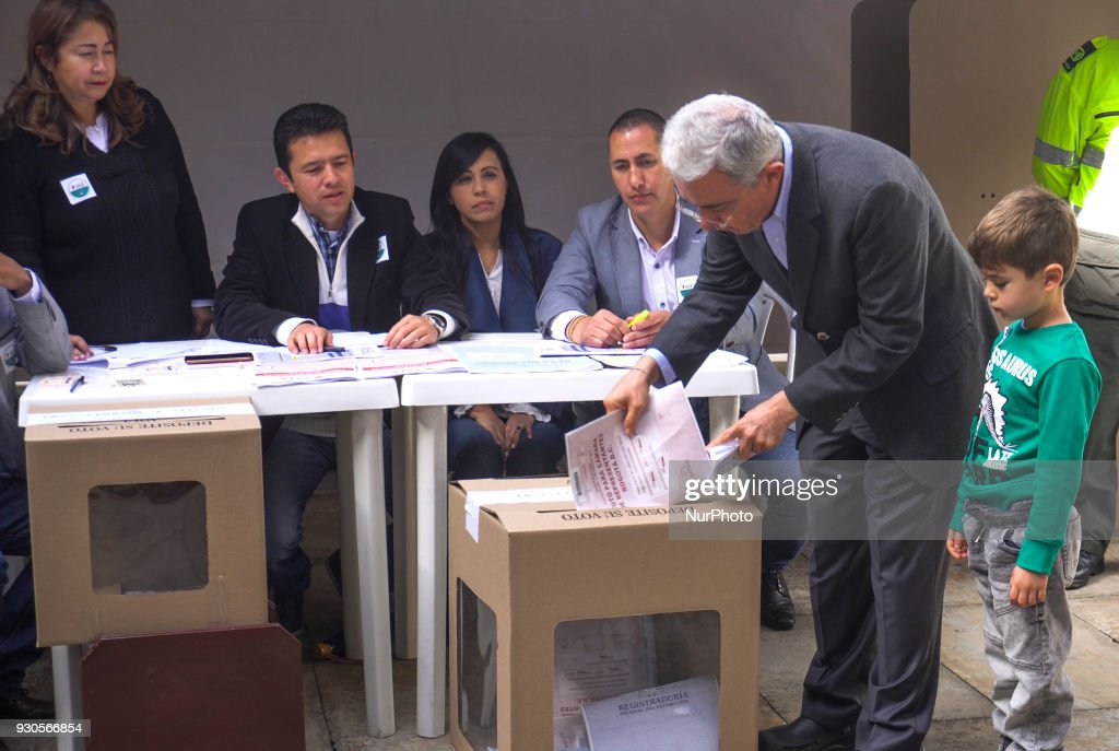 Colombian parliamentary election 2018