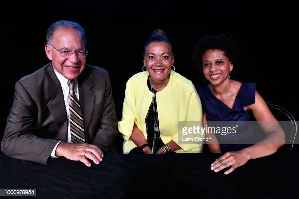 Founder of The Raben Group Robert Raben appears at The First Wave Of African American Corporate Board Of Directors at the March On Washington Film...