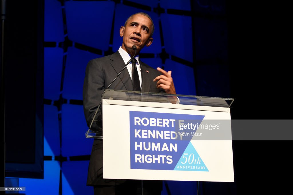 2019 Robert F. Kennedy Human Rights Ripple Of Hope Awards - Inside : News Photo