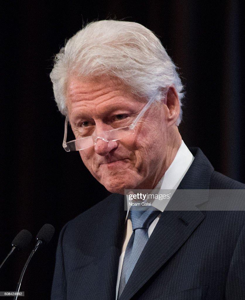 The Clinton Global Initiative Winter Meeting : News Photo