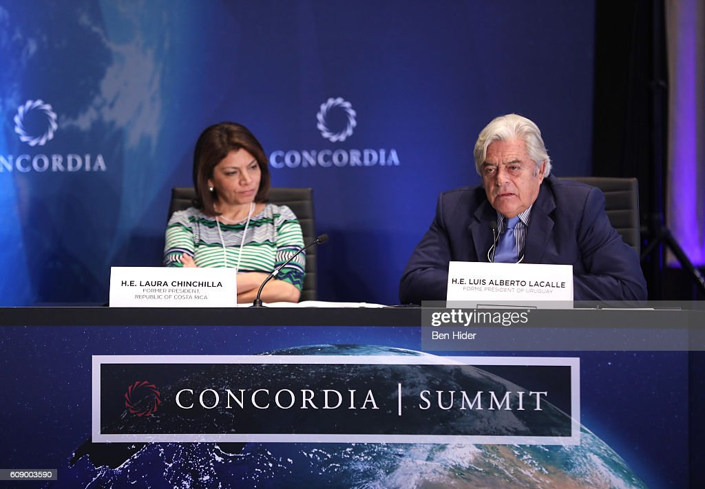 2016 Concordia Summit Convenes World Leaders To Discuss The Power Of Partnerships - Day 2