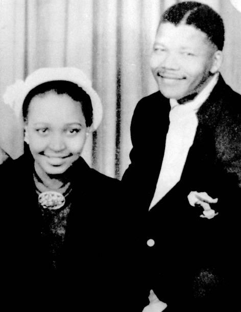 ZAF: 26th September 1936 - South African Academic & Politician Winnie Mandela Born