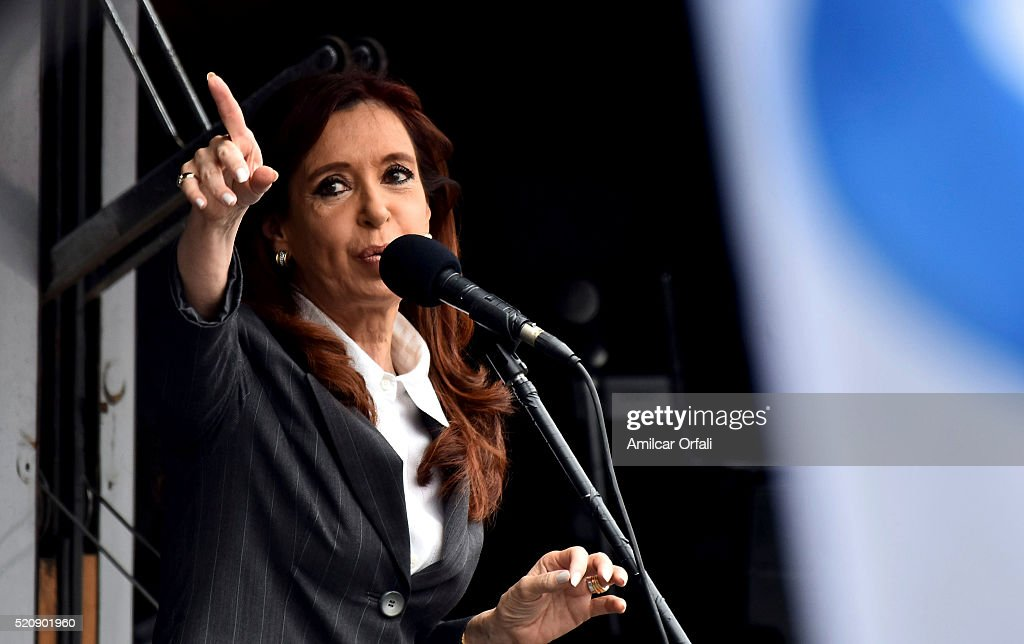 Cristina Kirchner Testifies in the Dollar Futures Probe