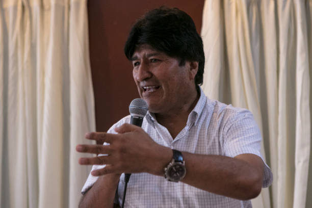 ARG: Evo Morales and His Party MAS meet in Buenos Aires Towards Presidential Elections in Bolivia