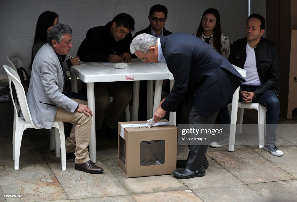 Presidential Elections in Colombia