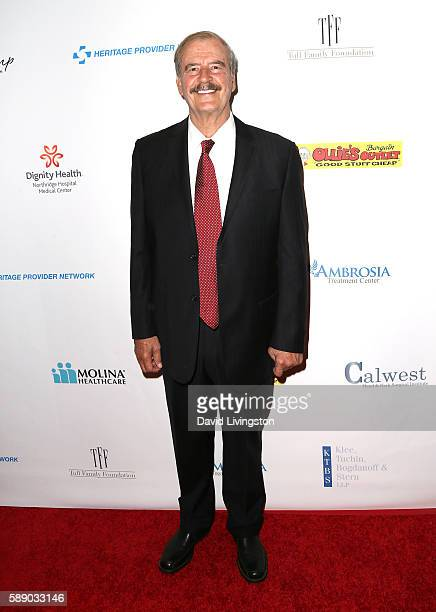 Former President of Mexico Vicente Fox attends 16th Annual Harold and Carole Pump Foundation Gala at The Beverly Hilton Hotel on August 12 2016 in...