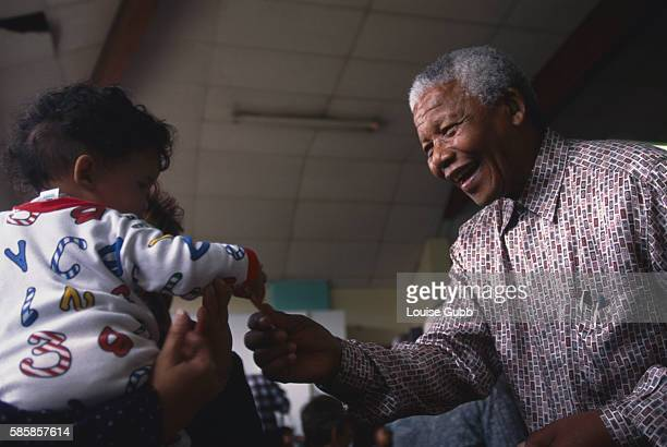 Former President of South Africa and longtime political prisoner Nelson Mandela was held by the apartheid based government from 19641990 for sabotage...