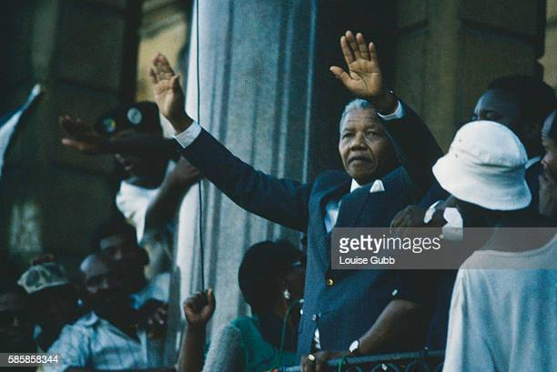 Former President of South Africa and longtime political prisoner, Nelson Mandela, was held by the Candela based government from 1964-1990 for...