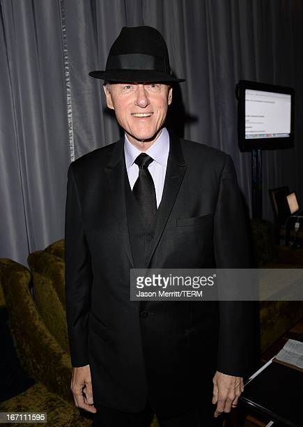 Former President of the United States Bill Clinton attends the 24th Annual GLAAD Media Awards at JW Marriott Los Angeles at LA LIVE on April 20 2013...