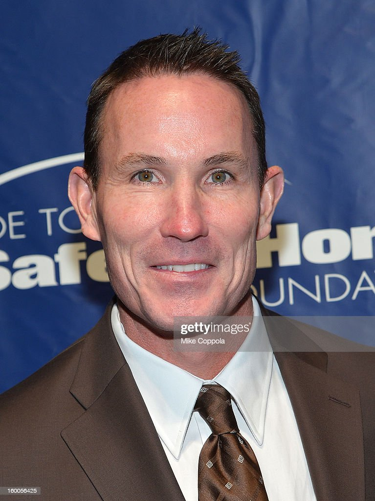 Former professional baseball player John Flaherty attends the Joe Torre Safe At Home Foundation's 10th Anniversary Gala at Pier 60 on January 24, 2013 in New York City.