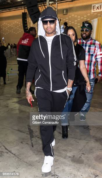 Former professional basketball player Allen Iverson attends the Be Expo 2018 at Pennsylvania Convention Center on March 17 2018 in Philadelphia...