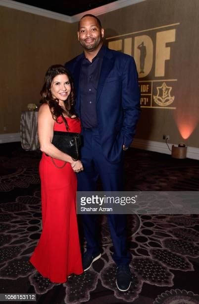 Former professional basketball player Robert Horry attends Friends of The Israel Defense Forces Western Region Gala at The Beverly Hilton Hotel on...