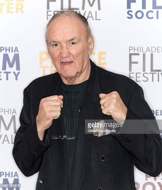 Former professional boxer Chuck Wepner attends 'Chuck' Philadelphia Screening at The Prince Theater on May 11, 2017 in Philadelphia, Pennsylvania.