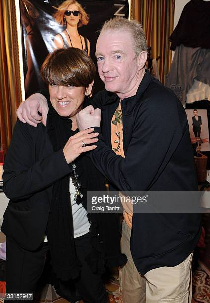 Former professional boxer Dicky Eklund attends the EXTRA Luxury Lounge In Honor Of 83rd Annual Academy Awards day 2 held at the Four Seasons Hotel...