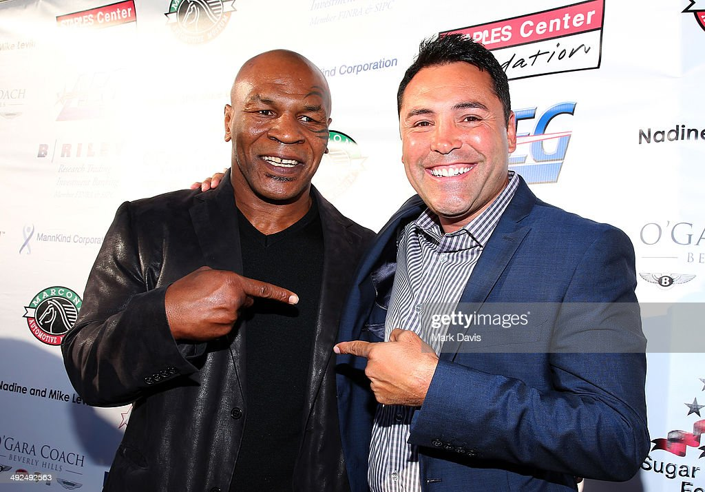"B. Riley & Co. And Sugar Ray Leonard Foundation's 5th Annual ""Big Fighters, Big Cause"" Charity Boxing Night : News Photo"