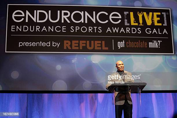 Former professional football player Hines Ward at the 21st Annual endurance LIVE awards gala in Los Angeles Ward launched the hotly anticipated...