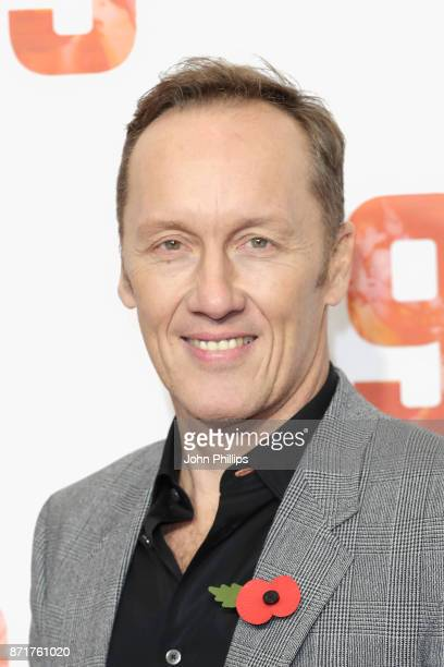 Former professional footballer Lee Dixon arriving at the '89' World Premiere held at Odeon Holloway on November 8 2017 in London England
