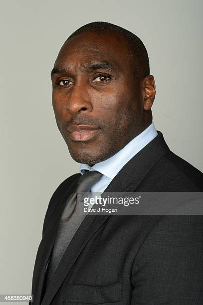 Former professional footballer Sol Campbell attends the Walpole British Luxury Awards 2014 at the Victoria Albert museum on November 3 2014 in London...