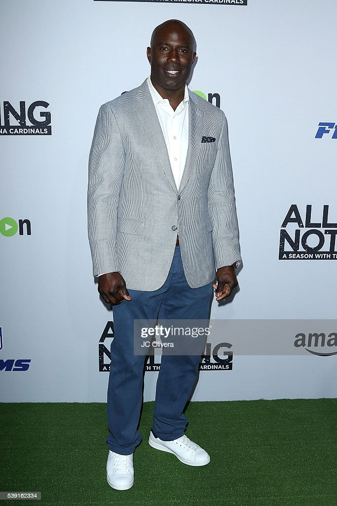 """Premiere Of Amazon Video's """"All Or Nothing: A Season With The Arizona Cardinals"""" - Arrivals"""