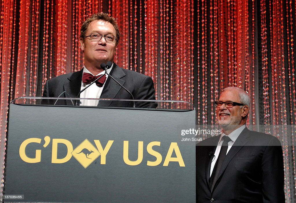 9th Annual G'Day USA Los Angeles Black Tie Gala - Inside