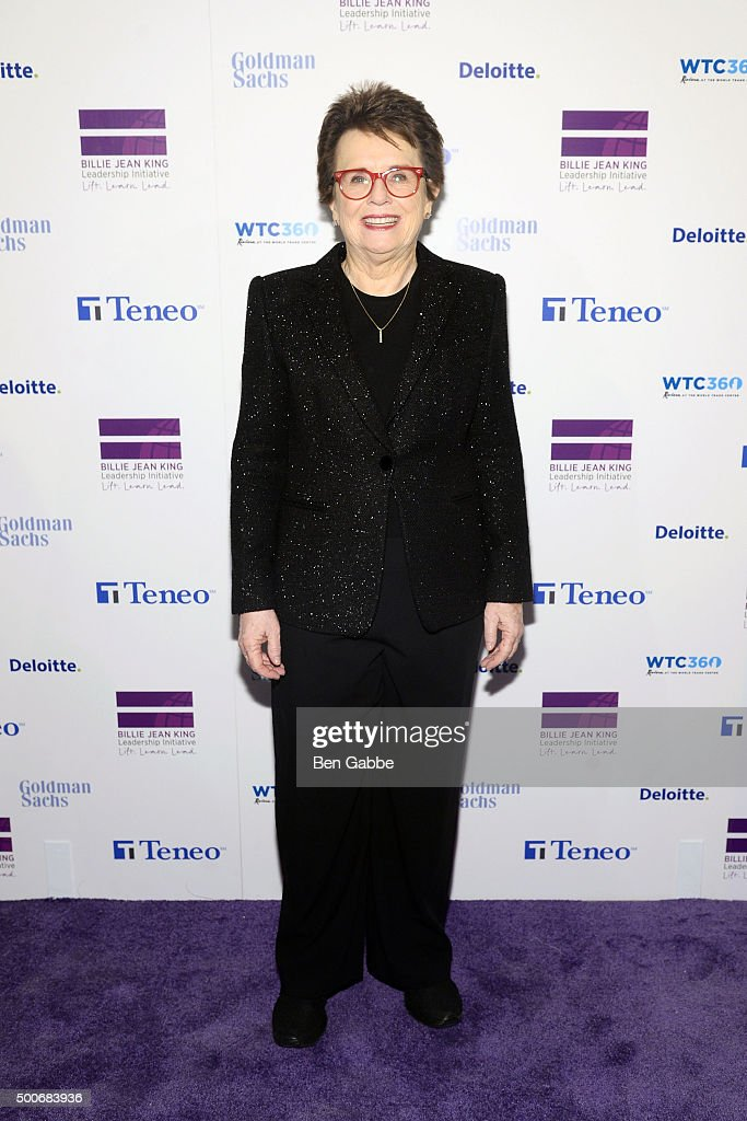 2015 Billie Jean King Leadership Initiative Gala