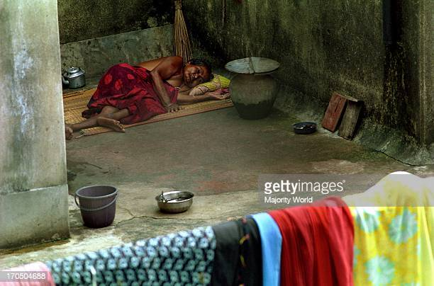 A former prostitute at a central Kolkata brothel Past her prime retired without a pension after a lifetime of service she has been cast out of her...