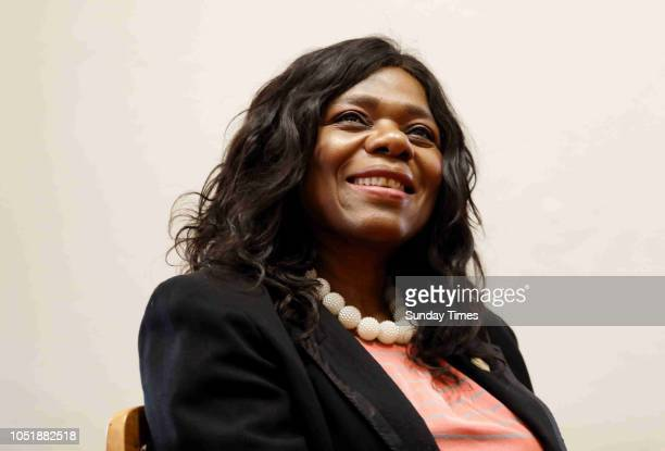 Former public protector adv Thuli Madonsela during an interview on October 04 2018 in Stellenbosch South Africa Madonsela is now a professor of law...