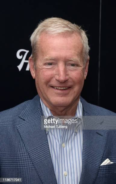 """Former race car driver Hurley Haywood attends the Los Angeles premiere of """"Hurley"""" presented by The Orchard at Petersen Automotive Museum on March..."""