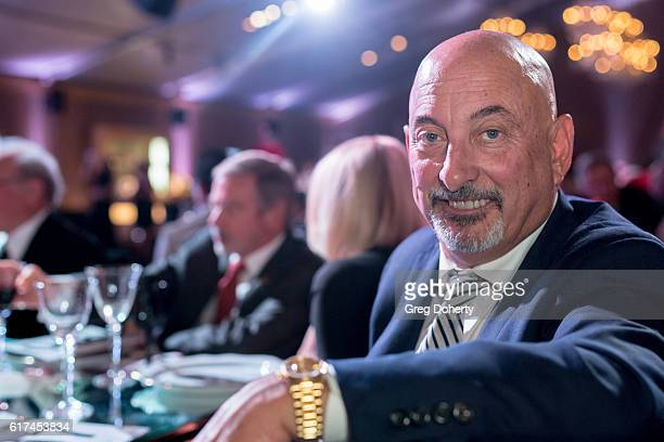 Former Racing Driver and Team Owner Bobby Rahal attends the Petersen Automotive Museum 22nd Annual Gala at the Petersen Automotive Museum on October...