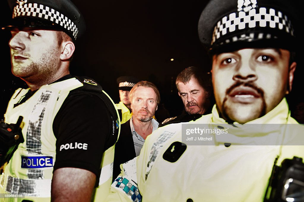 Former Rangers Owner Craig Whyte Bailed : News Photo