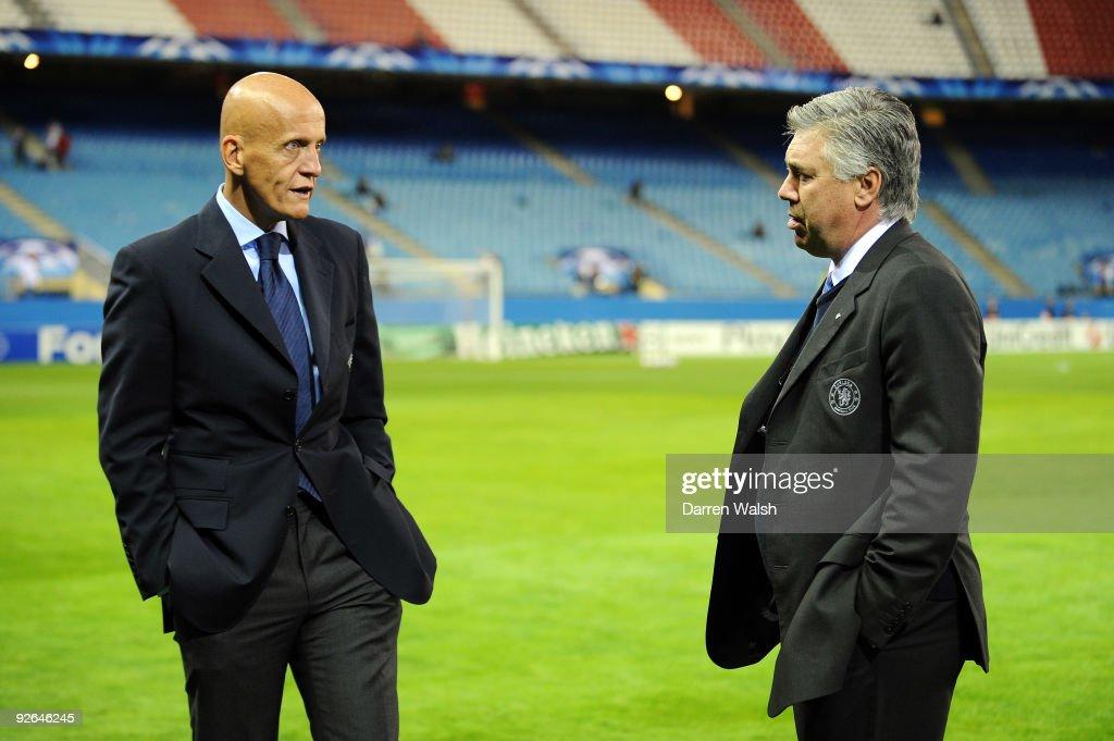 Atletico Madrid v Chelsea - UEFA Champions League