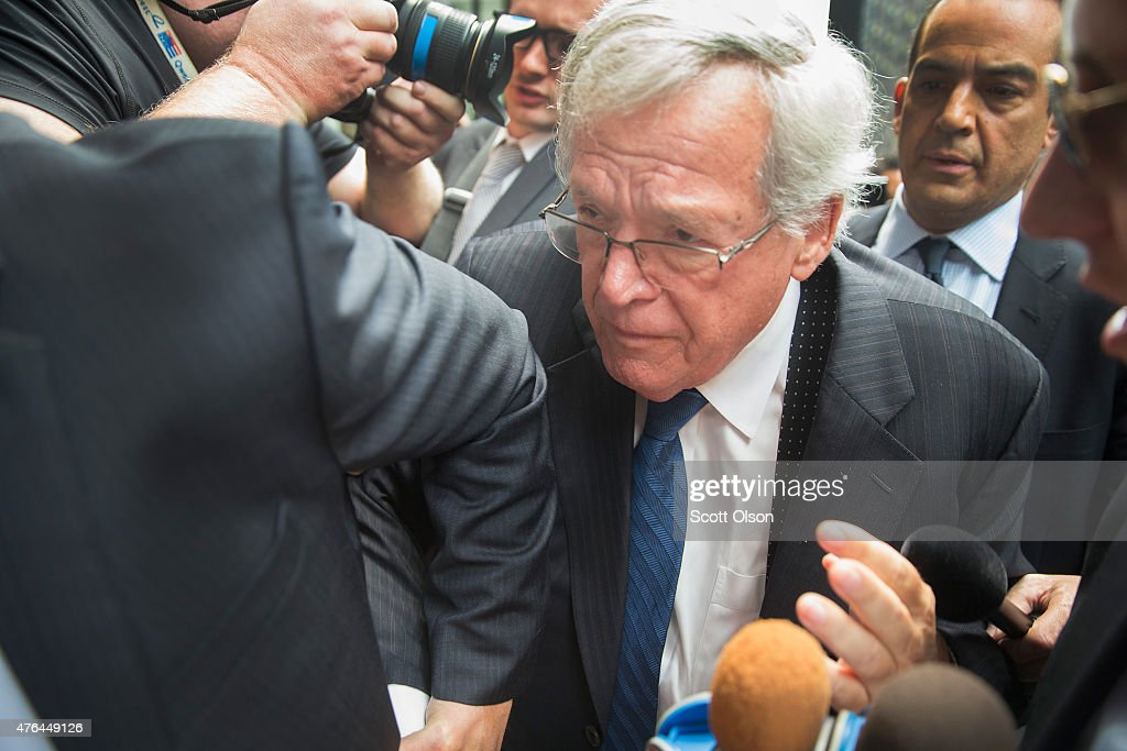 Dennis Hastert Arraigned On 3.5 Million Dollar Hush Money Case