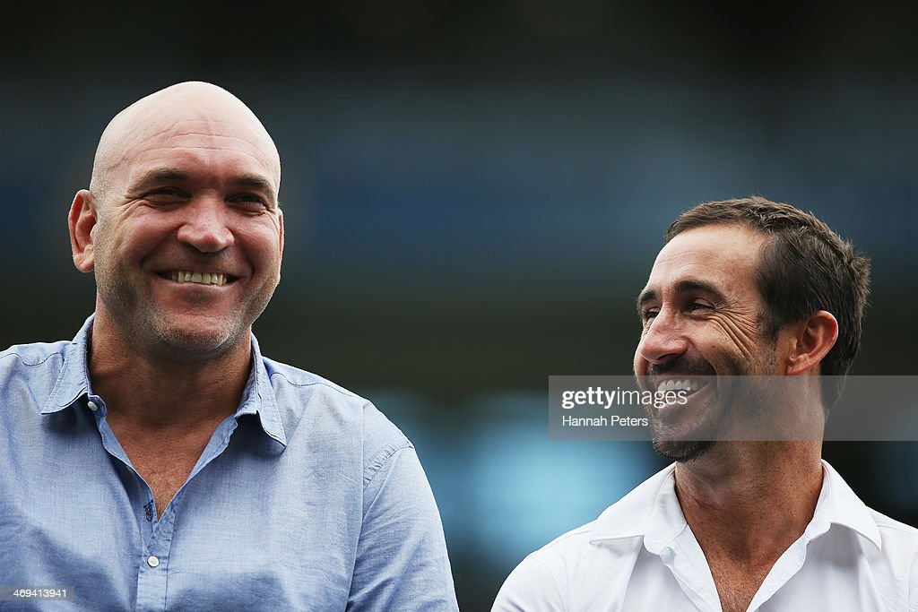 2014 NRL Auckland Nines : News Photo
