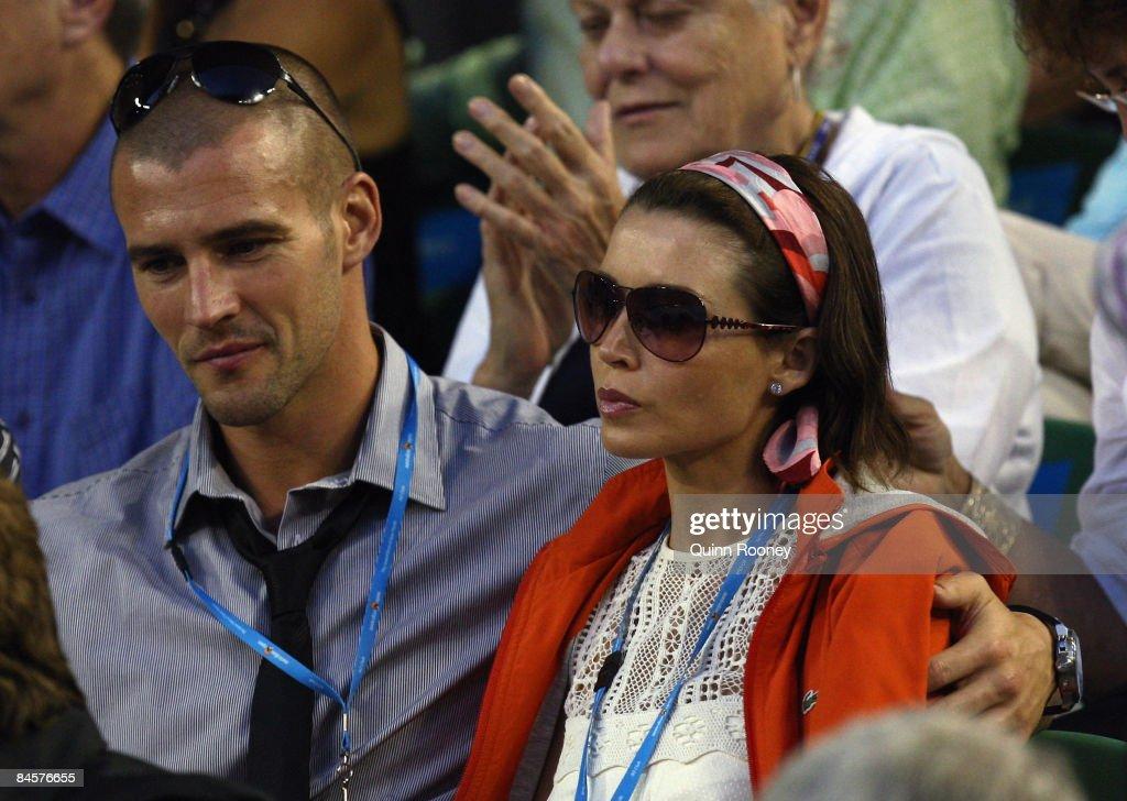 2009 Australian Open: Day 14 : News Photo