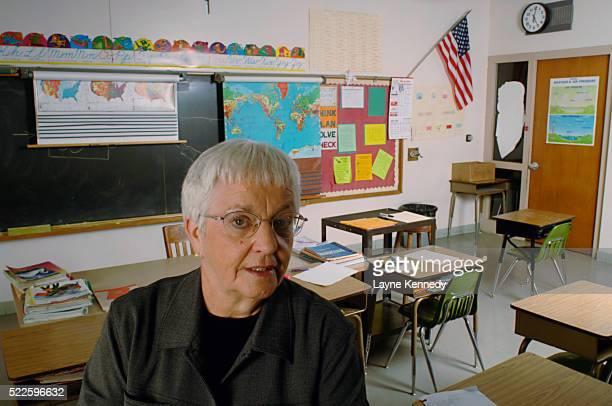 Former School Teacher Jane Elliott