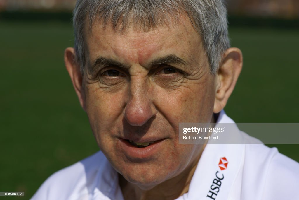 Former Scottish rugby union footballer Ian McGeechan, circa 2009. He was on the team during the 1974 British and Irish Lions tour to South Africa.
