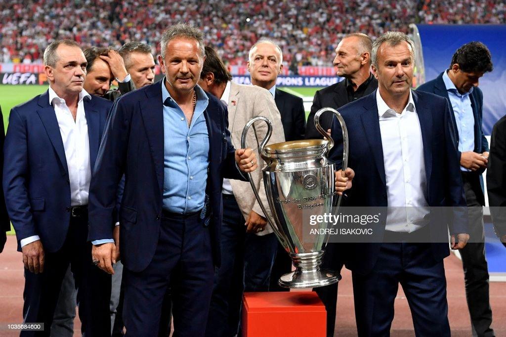 Red Star Belgrade v SSC Napoli - UEFA Champions League Group C