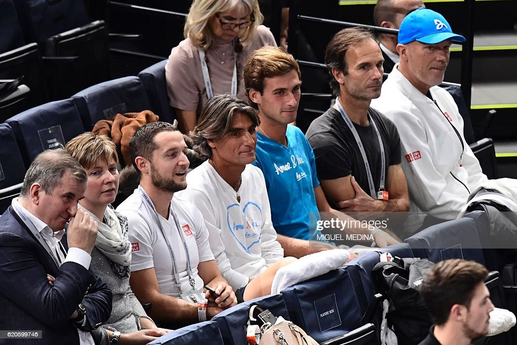 Former Serbian Tennis Player And Brother Of Serbia S Novak Djokovic News Photo Getty Images