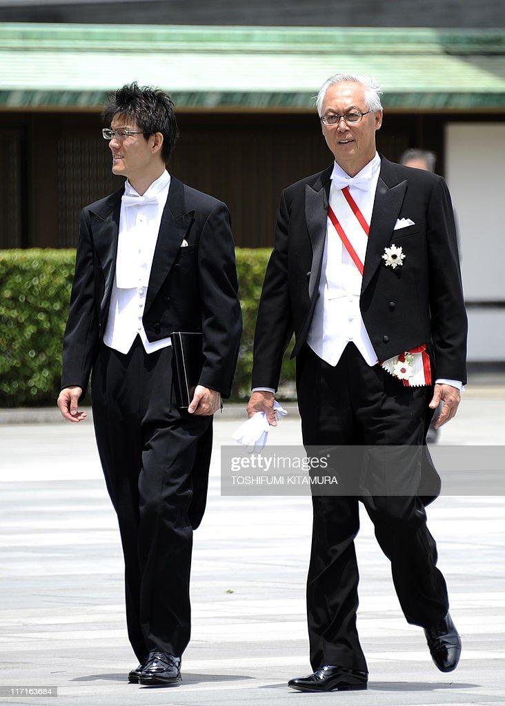 Former Singapore prime minister Goh Chok : News Photo