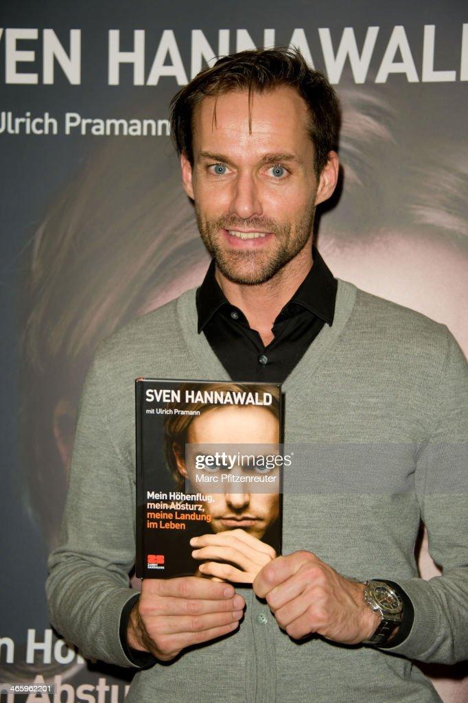Sven Hannawald Book Presentation