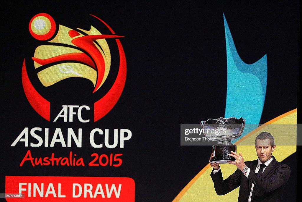 2015 AFC Asian Cup Draw