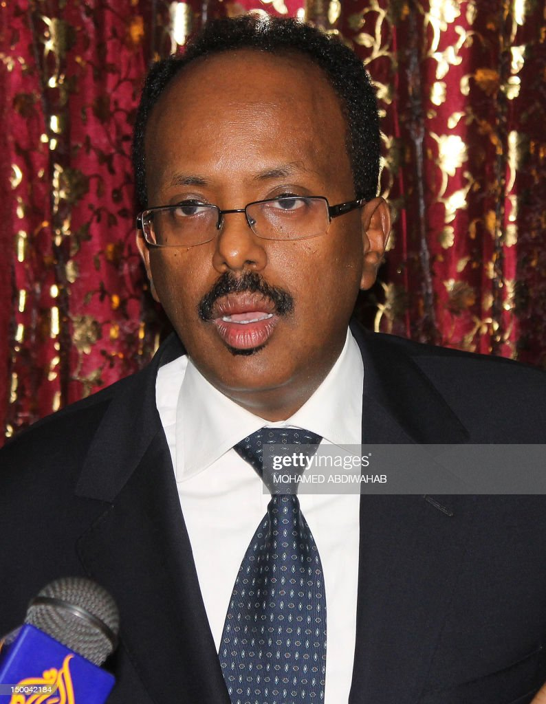SOMALIA-VOTE-POLITICS : News Photo