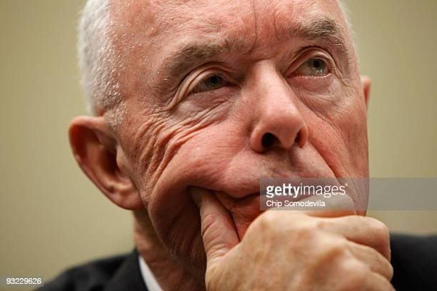 Former Southern Command head US Army General Barry McCaffrey testifies before the House Foreign Affairs Committee about the need to lift the travel...