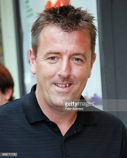 Former Southhampton and England star Matthew Le Tissier attends a screening of 'Once in a Lifetime The Extraordinary story of the New York Cosmos'...