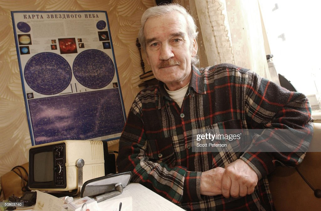 Soviet Colonel who prevented 1983 nuclear response : News Photo